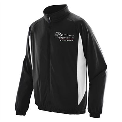 Picture of CinDay Academy Medalist Warm Up Jacket 4390/4392