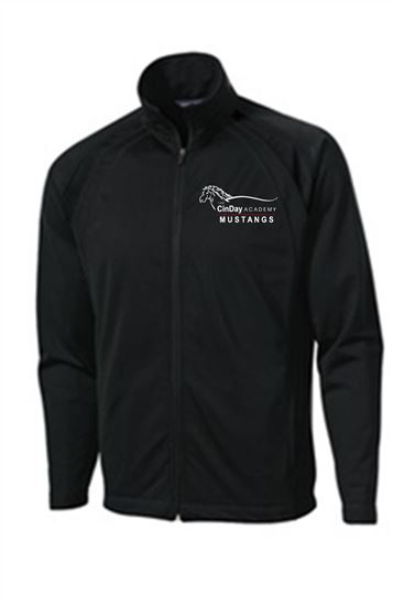 Picture of CinDay Academy Tricot Track Jacket  JST90