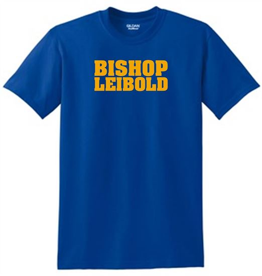 Picture of Bishop Leibold (Gold) GLITTER Logo