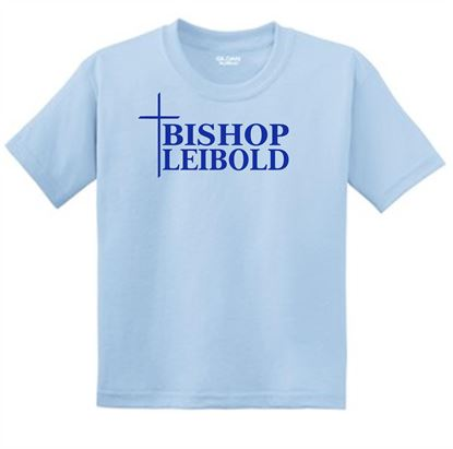 Picture of Bishop Leibold Cross (Royal) GLITTER  Logo 8000,  DM1350L, 29LS,  562M, 996M