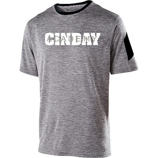 Picture of CinDay Academy Electron Short Sleeve Tee 222626/222526