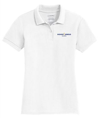 Picture of Bishop Leibold Ladies Fit Uniform Polo 72800L