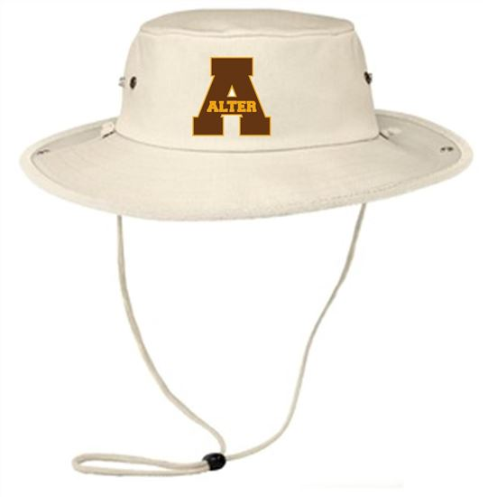 Picture of Alter Outback Hat by Port Authority HCF - Canvas