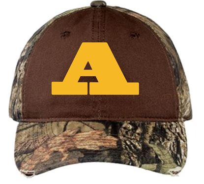 Picture of Alter Camo Ball Cap by SanMar C807