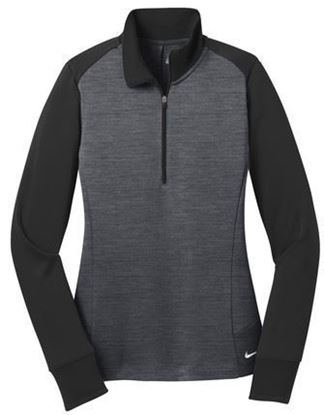 Picture of Nike Golf Ladies Dri-FIT 1/2-Zip Cover-Up 578674