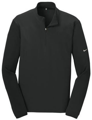 Picture of Nike Golf Dri-FIT Fabric Mix 1/2-Zip Cover-Up 746102
