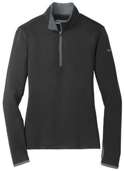 Picture of Nike Golf Ladies Dri-FIT Stretch 1/2-Zip Cover-Up 779796