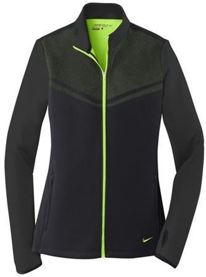 Picture of Nike Golf Ladies Therma-FIT Hypervis Full-Zip Jacket 779804