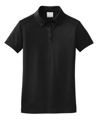 Picture of Nike Golf Ladies Dri-FIT - Pebble Texture Polo 354064