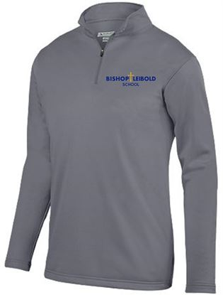 Picture of Bishop Leibold Wicking 1/4 Zip Pullover 5507/5508
