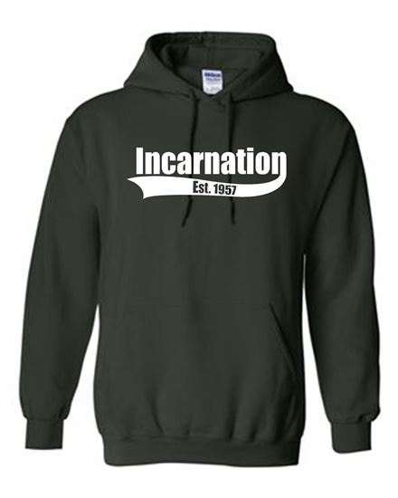 Picture of Incarnation  PRE4 - 6th Grade hoodie 18500/18500B