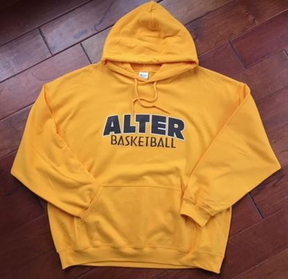 Picture of Alter Basketball Hoodie by Gildan