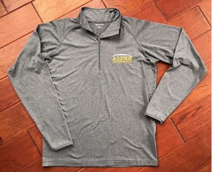 Picture of Alter Football Sport Tek Dry-Fit 1/4 Zip