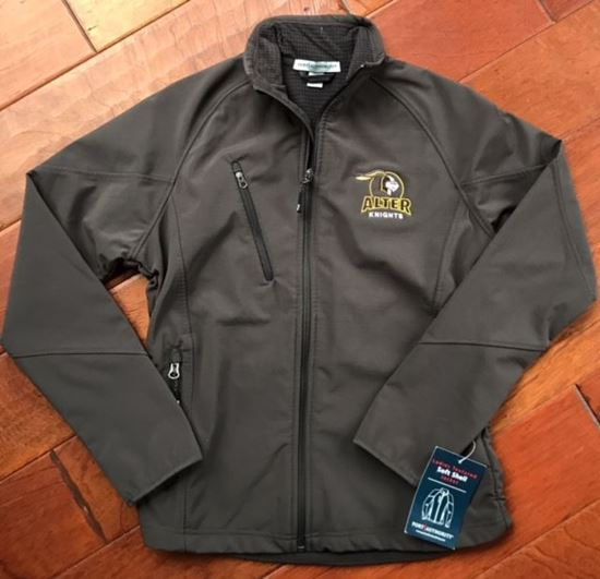 Picture of Alter Knights Ladies Port Authority Soft Shell Jacket