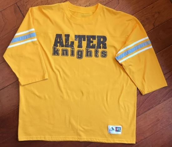 Picture of Alter Knights 3/4 Sleeve Augusta Shirt