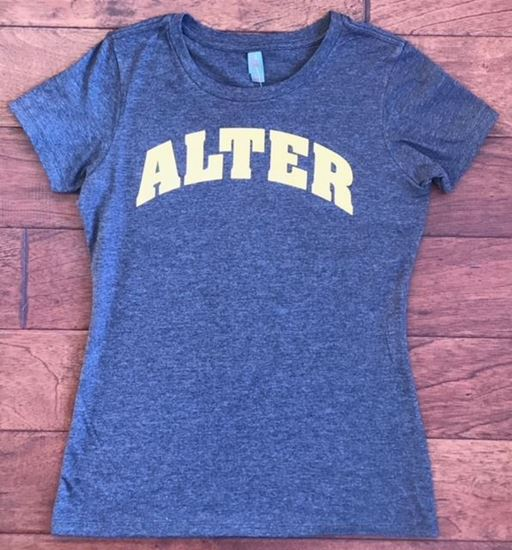 Picture of Alter District Made Soft Style Ladies Tee