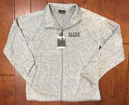 Picture of Alter Knights Fossa Full Zip Sweater Fleece Jacket