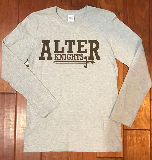 Picture of Alter Knights Gildan Softstyle Ring Spun Long Sleeve Tee