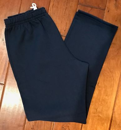 Picture of Bishop Leibold Youth Navy Sweatpants Augusta, All Sales Final
