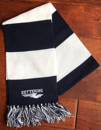 Picture of Kettering Firebirds Sport-Tek Rugby Spectator Scarf ONLY 3 LEFT!!