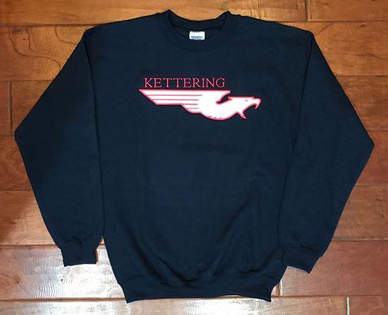 Picture of Kettering Firebirds Gildan Heavy Blend Crewneck Sweatshirt