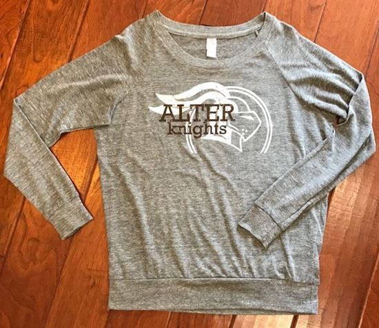 Picture of Alter Knights Alternative Ladies Shirt, soft style