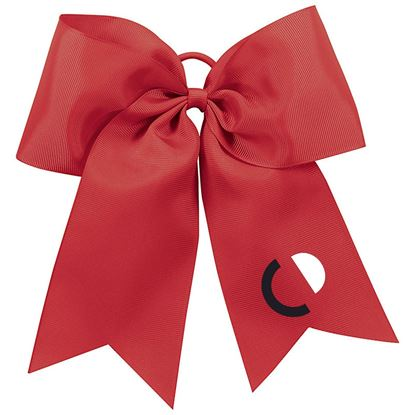 Picture of CinDay Academy Cheer Hair Bow 6701