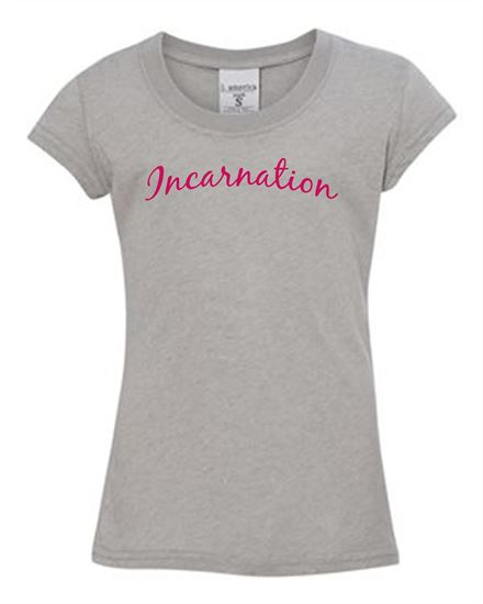 Picture of Incarnation J. American Glittter Tee