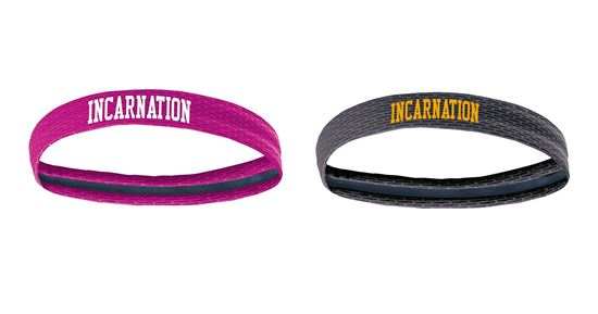 Picture of Incarnation Mesh Qualifier Headband by Holloway