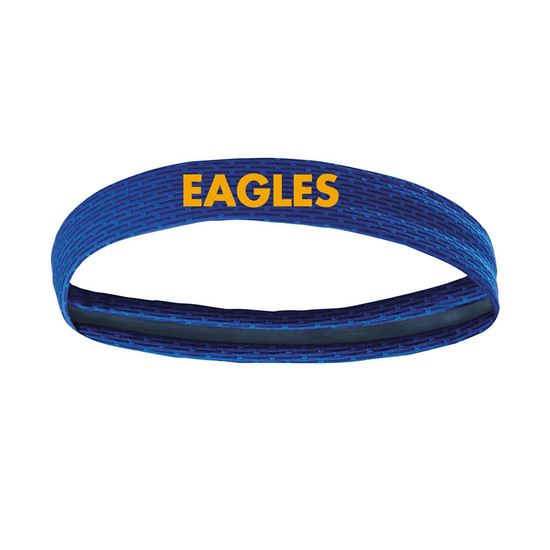 Picture of Bishop Leibold Qualifier Headband by Holloway 223829 - Royal