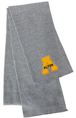 Picture of Alter Scarf by Sportsman SP04 - Grey or White