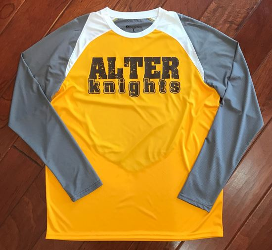 Picture of Alter Knights Holloway Long Sleeve Dry-Excel Shirt