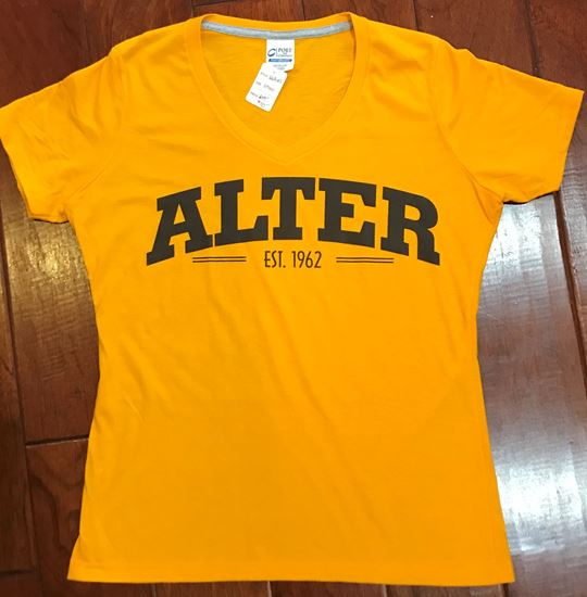Picture of Alter Est. 1962 Ladies Port & Company Tee Shirt