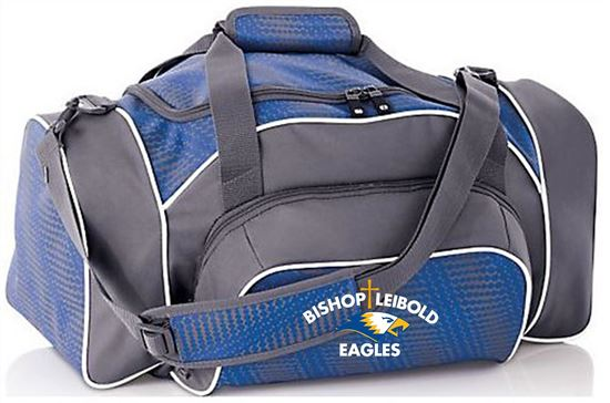 Picture of Bishop Leibold All Sports Bag by Holloway 229411 - Royal