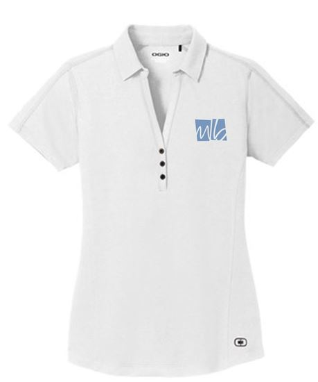 Picture of McGohan Brabender Ladies Onyx Polo by OGIO LOG126