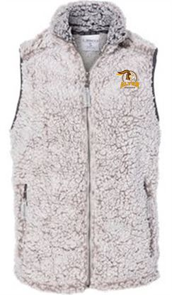 Picture of Alter Ladies Sherpa Vest by J. America 8456