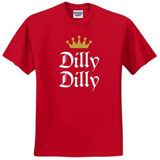 Picture of Dilly Dilly Tee by Jerzees 29M