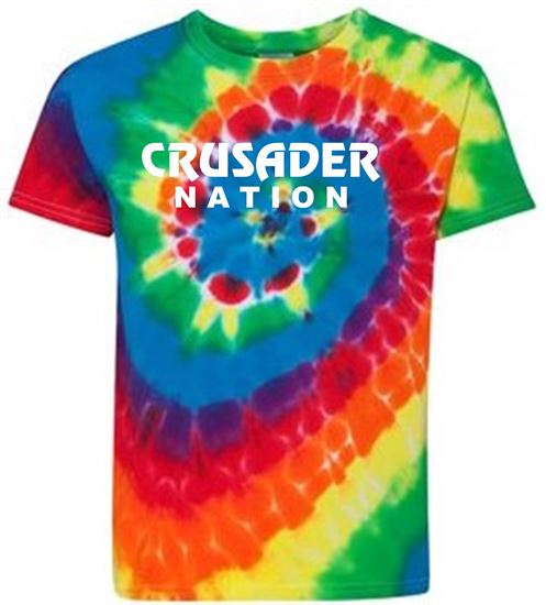 Picture of Incarnation (Crusader Nation) Unisex Michelangelo Short Sleeve T-Shirt 200MS