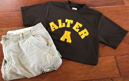Picture of Alter Wicking Tee by Augusta 790