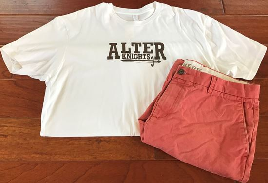 Picture of Alter Knights Next Level Soft Cotton Tee