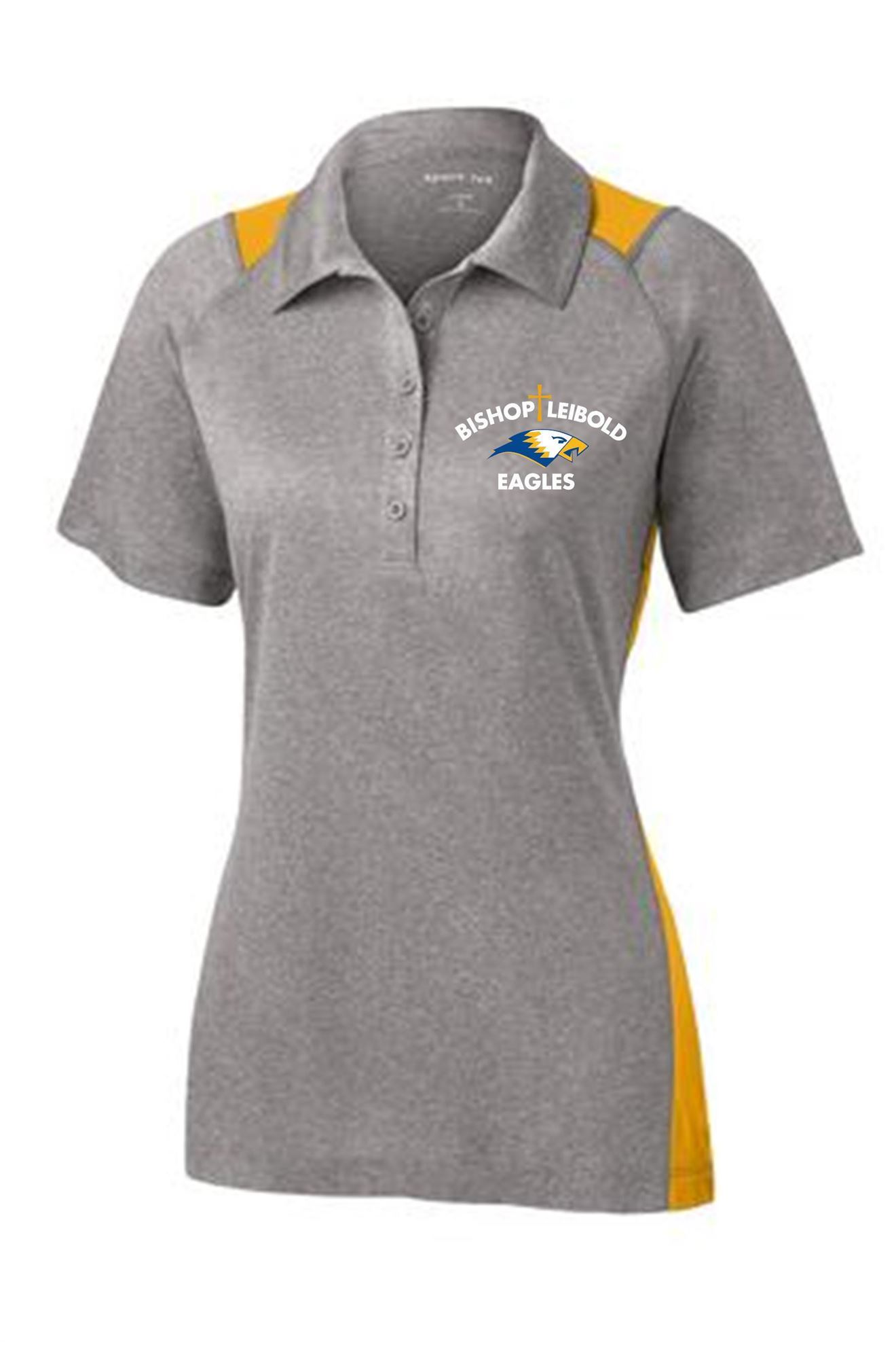 The Spirit In You Bishop Leibold Ladies Performance Polo By Sport Tek Lst665 Grey Gold Or Grey Royal Blue Refine your search for sportek yoga pants. the spirit in you