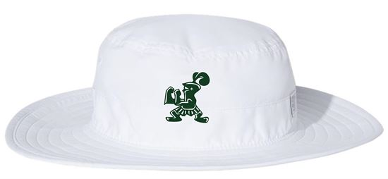 Picture of Incarnation Bucket Hat by The Game GB400 - White, Grey or Hunter