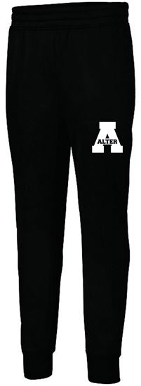 Picture of Alter Unisex Performance Fleece Joggers by Augusta 5566 - Black or Graphite