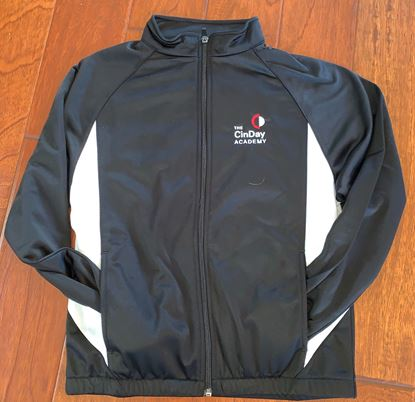 Picture of CinDay Academy Youth Medalist Warm Up Jacket 4391