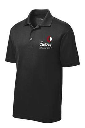 Picture of CinDay Academy Youth Short Sleeve Uniform Performance Polo by Sport Tek YST640