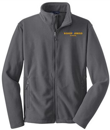 Picture of Bishop Leibold Uniform Full Zip Fleece F217, Y217