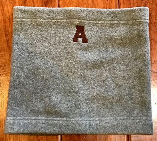 Picture of Alter Fleece Neck Gaiter by Port Authority FS07 - Midnight Heather