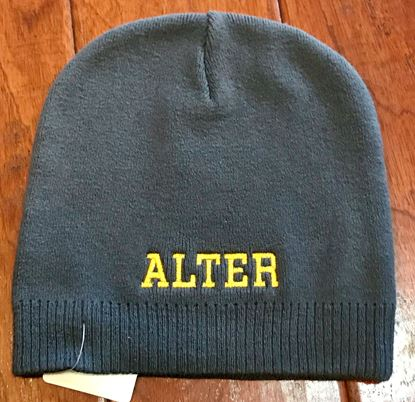 Picture of Alter 100% Cotton Beanie by Port Authority CP95 - Graphite