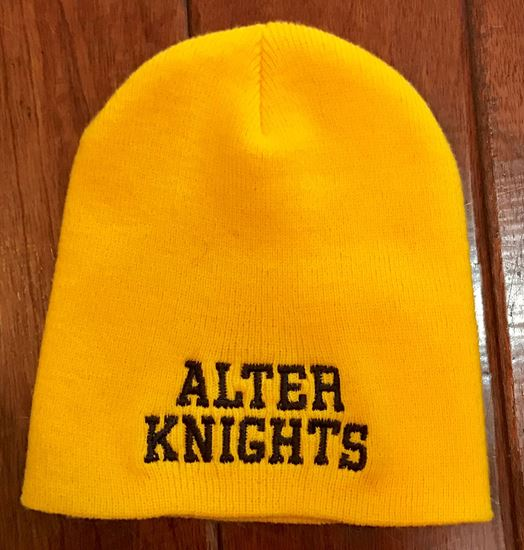 Picture of Alter Knights Beanie - Gold