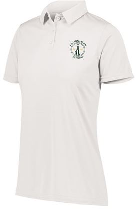 Picture of Incarnation Ladies Dri Fit Short Sleeve Uniform Polo by Augusta 5019